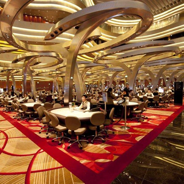 plus beaux casinos du monde Marina Bay Sands
