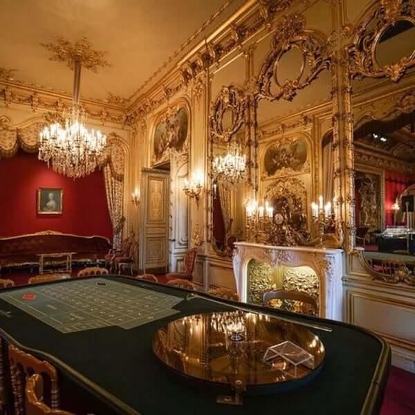 plus beaux casinos du monde Baden-Baden