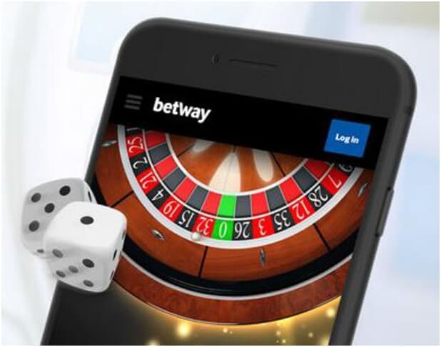 Application de casino Betway