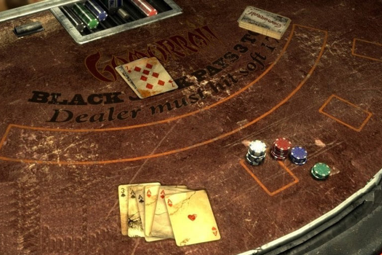 La nomminaton du blackjack