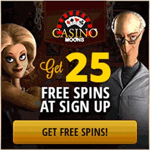 Bonus sans dépôt dans les casinos en ligne