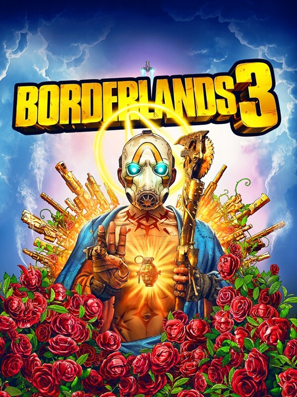 jeux les plus attendus de 2020 Borderlands 3