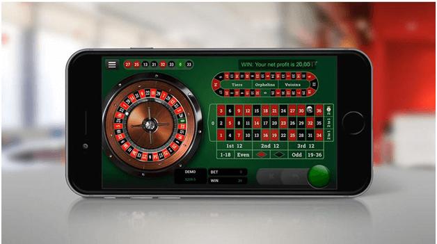 Choisissez de jouer à la roulette en ligne avec un mobile ou un PC