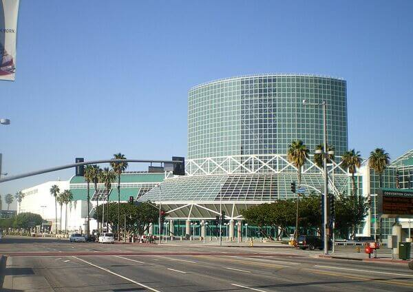 Le Convention Center de Los Angeles