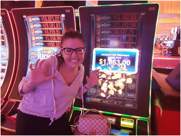 Gagnant du Jackpot Slots au Canada
