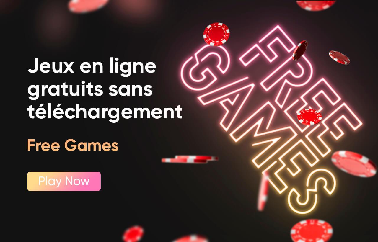Jeux en ligne gratuits sans téléchargement