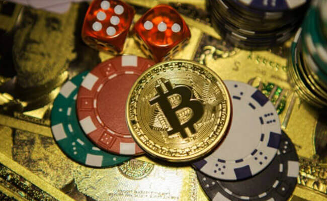 Le jeu en ligne avec la crypto monnaie
