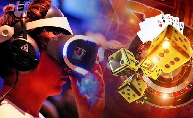 Jeux de réalité virtuelle