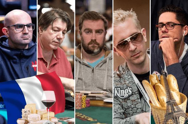 Joueurs de poker français populaires