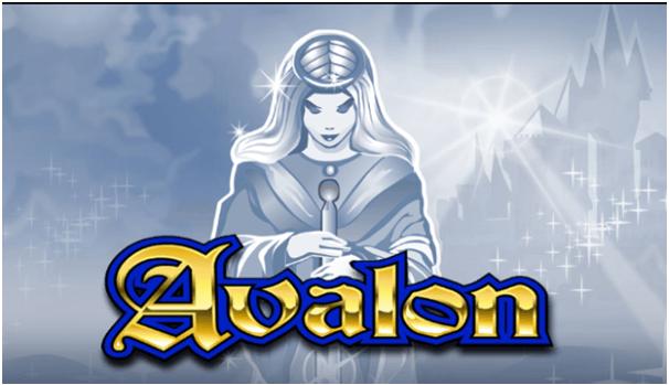 Jouez à la machine à sous Avalon dans les casinos en ligne