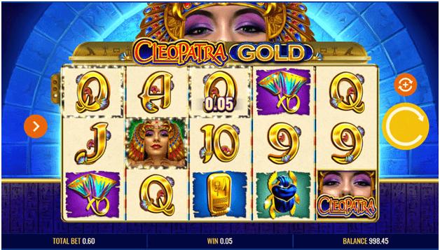 Jouez à la machine à sous Cleopatra Gold gratuitement ou avec de l'argent réel