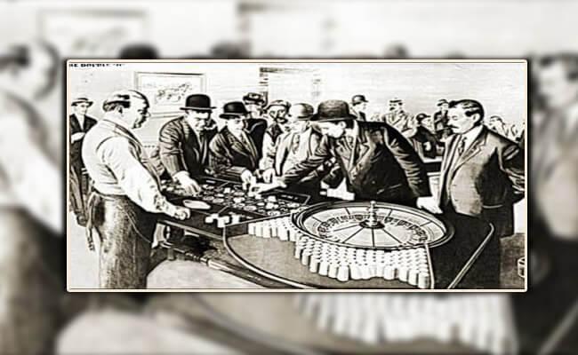 La roulette est d'origine française d'où son nom