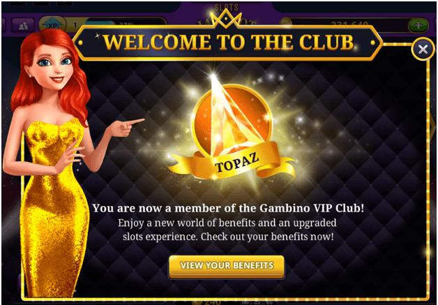 Le Club VIP Gambino