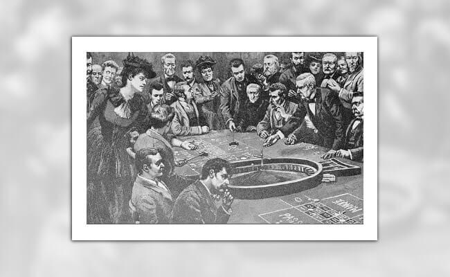 La roulette a t-elle des origines choinoises?
