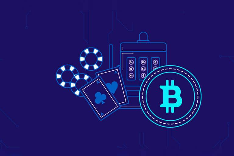 L'insertion de la crypto-monnaie dans les jeux d'argent