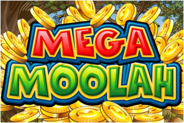 Mega Moolah - Le jackpot progressif