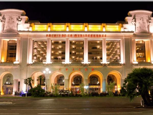 Palais de la Mediterranee Casino