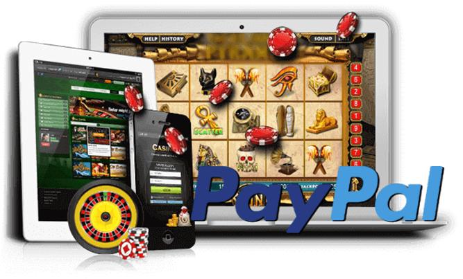 PayPal est l'une des options de dépôt en ligne les plus sûres et sécurisées dans les casinos en ligne