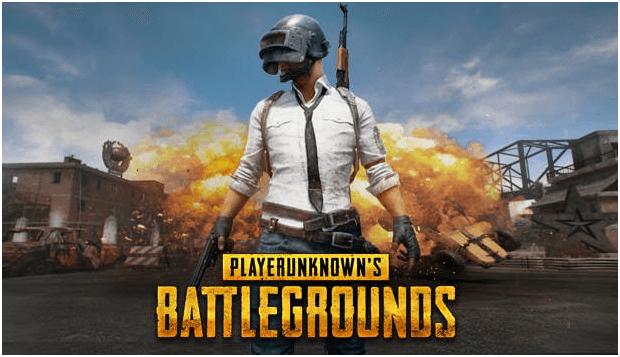 Player unknown Battle ground