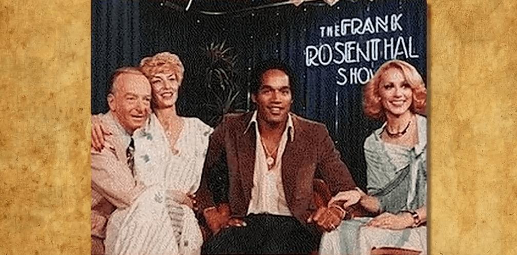 Le programme télévisé de Frank Rosenthal(Lefty)