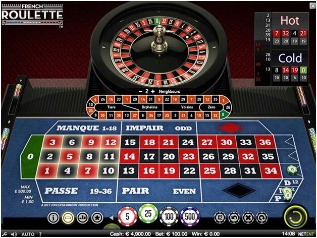 Roulette en ligne et roulette en direct en ligne - laquelle choisir