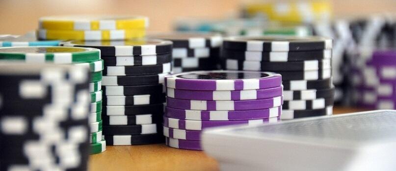 Un jeu de dés dans les casinos