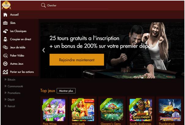 Thèbes Casino