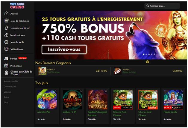 Vous pouvez choisir de jouer à la version instantanée des machines à sous gratuites ou de jouer au format de téléchargement ou avec l'application de casino sur votre mobile, c'est votre choix