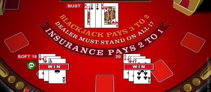 stratégie blackjack splitter son jeu