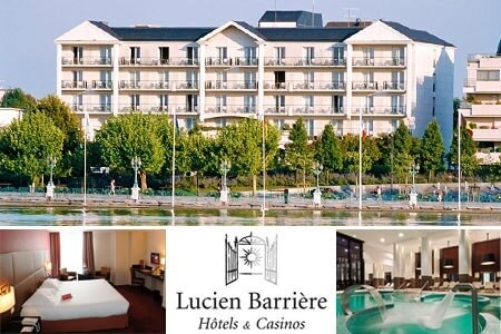 casino Lucien Barrière Enghien Les bains