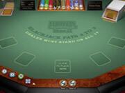 Blackjack à l'européenne