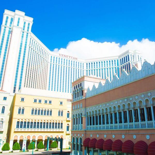 plus beaux casinos du monde Macao