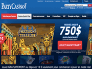 Party Casino France